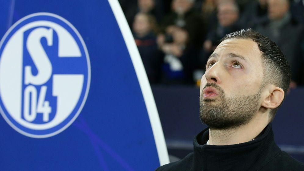 Tedesco war bis 2019 Trainer auf Schalke - Bildquelle: FIROFIROSID