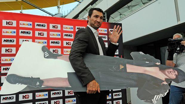 Angst vor Klitschko? - Bildquelle: imago sportfotodienst