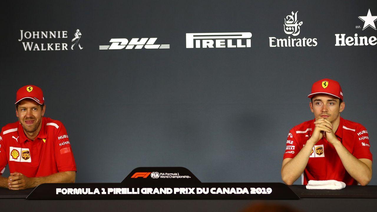 Ferraris neue Hoffnung: Charles Leclerc - Bildquelle: 2019 Getty Images