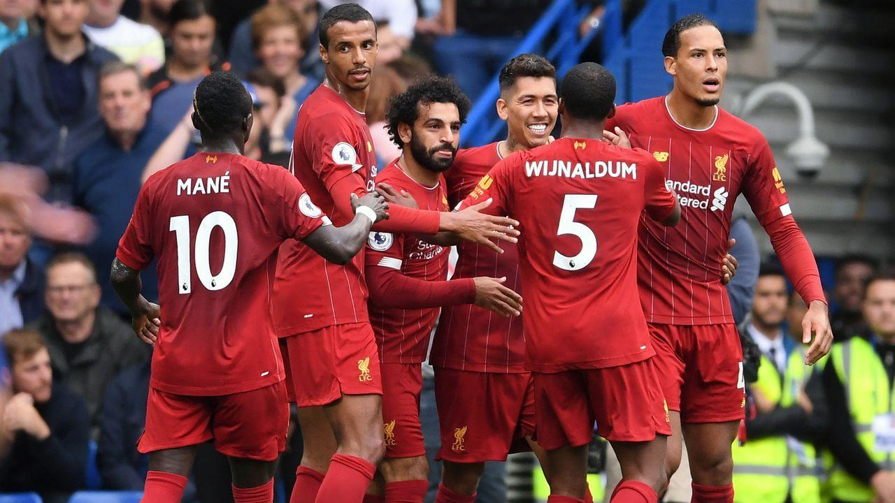 Liverpool mit historischer Siegesserie zum Saisonstart - Bildquelle: 2019 Getty Images