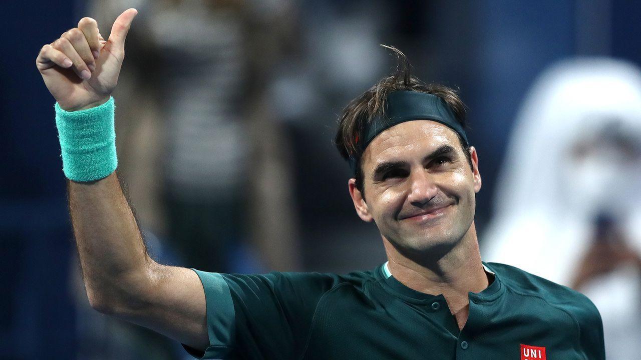 Platz 7: Roger Federer (Tennis) - Bildquelle: Getty Images