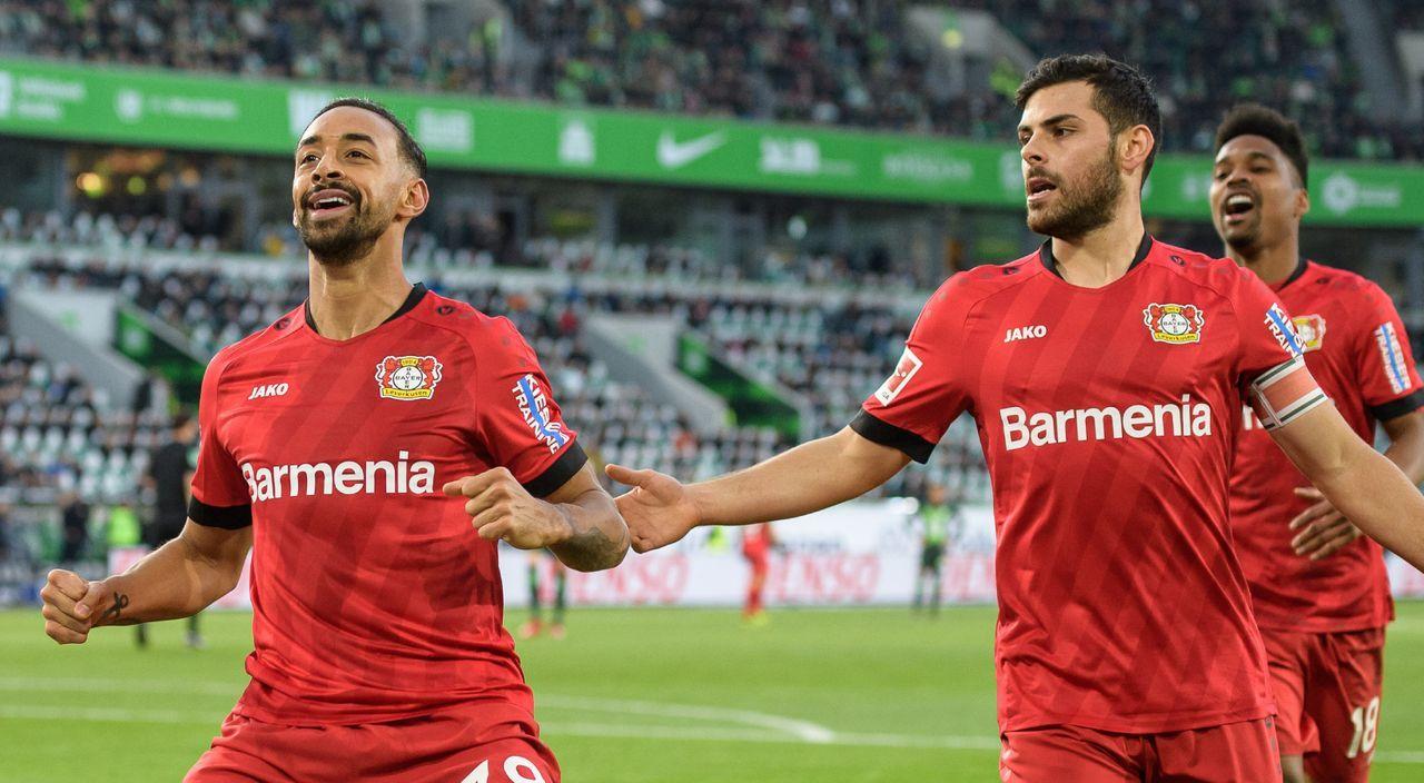 3. Platz: Bayer Leverkusen - Bildquelle: imago