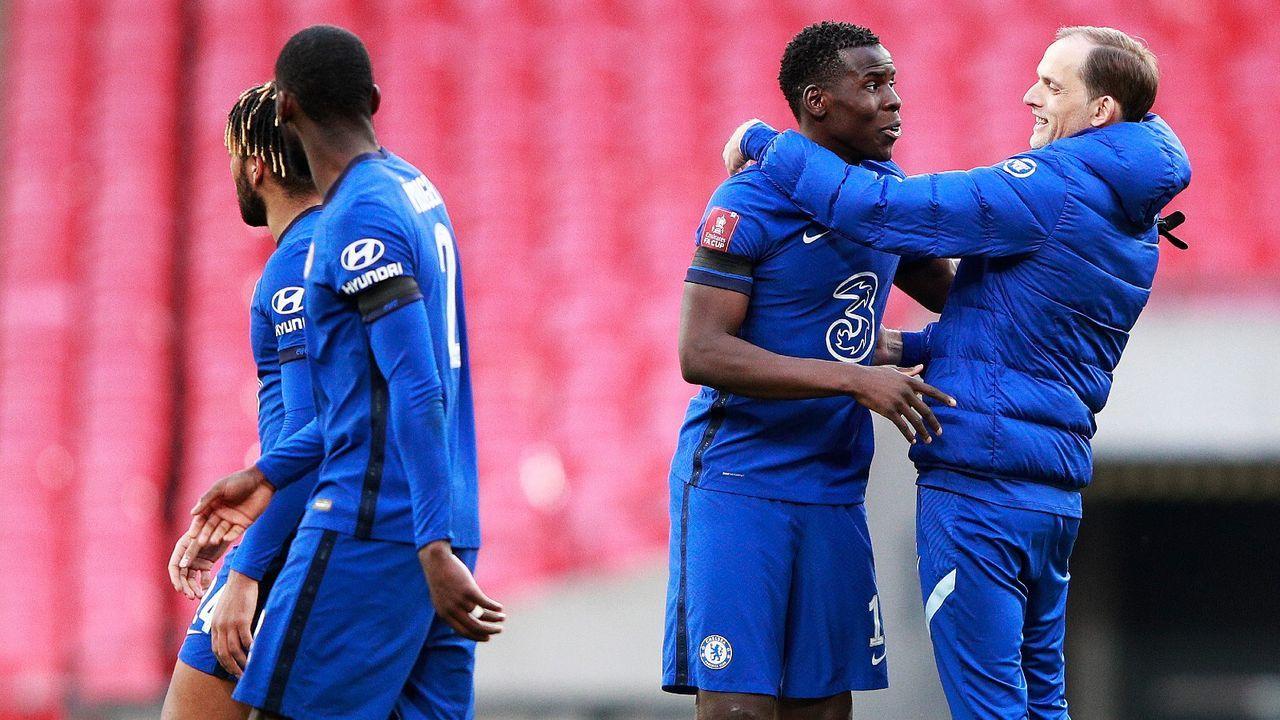 FC Chelsea - Bildquelle: Getty