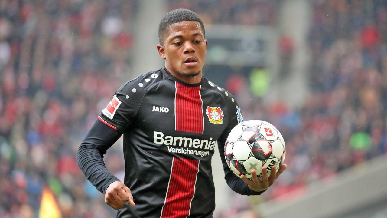 Leon Bailey (Bayer 04 Leverkusen) - Bildquelle: imago