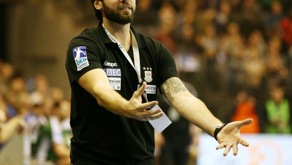 Trainer Wiegert hofft auf eine Champions-League-Wildcard - Bildquelle: PIXATHLONPIXATHLONSID