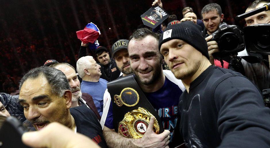 Mega-Duell gegen Murat Gassiev - Bildquelle: imago sportfoto