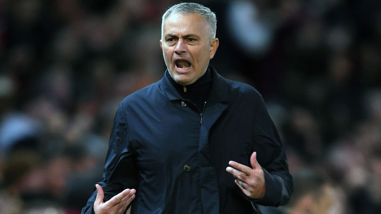 Jose Mourinho (Manchester United) - Bildquelle: 2018 Getty Images