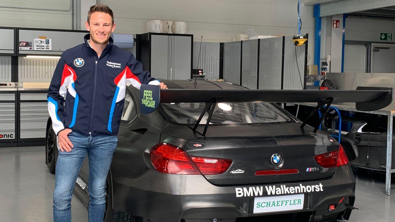 Walkenhorst Motorsport - Bildquelle: imago images/Pakusch