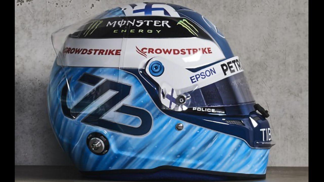 Valtteri Bottas (Mercedes) - Bildquelle: Mercedes AMG F1