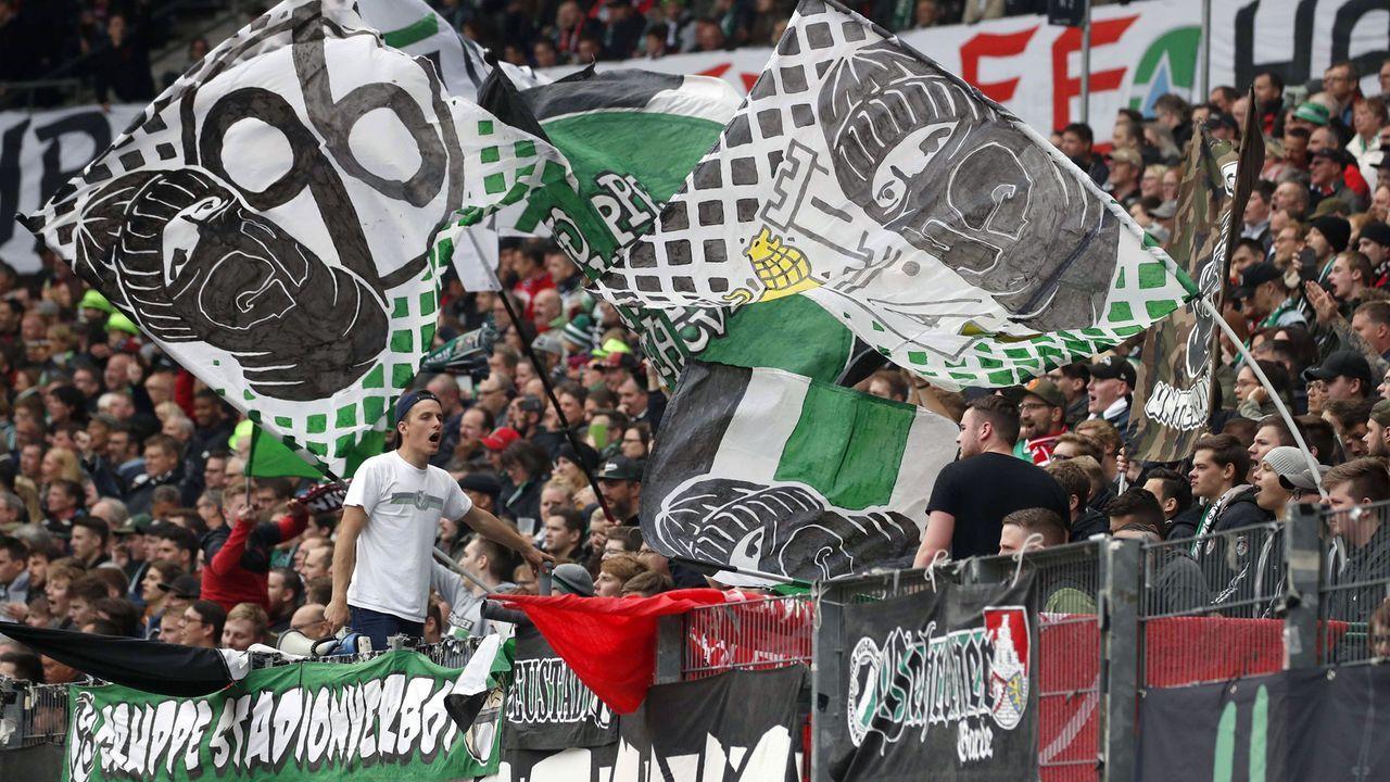 Platz 8 - Hannover 96 - Bildquelle: imago images / Joachim Sielski