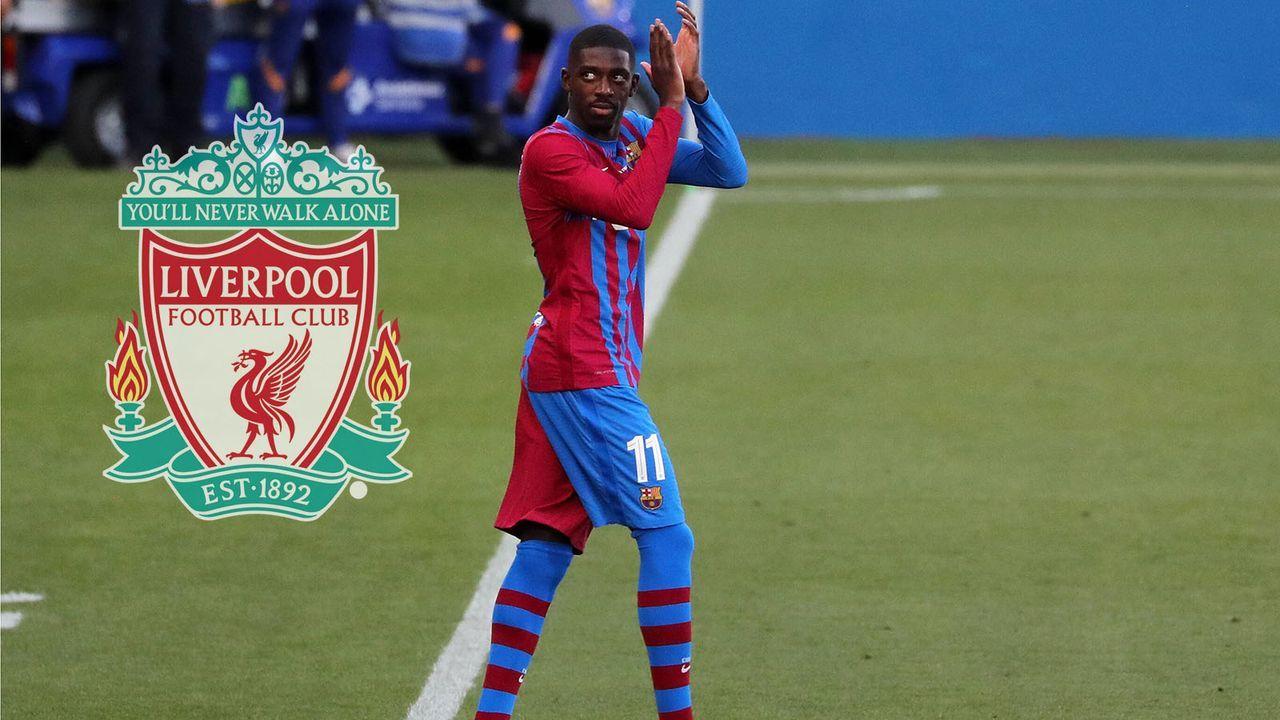 Ousmane Dembele (FC Barcelona) - Bildquelle: imago images/NurPhoto