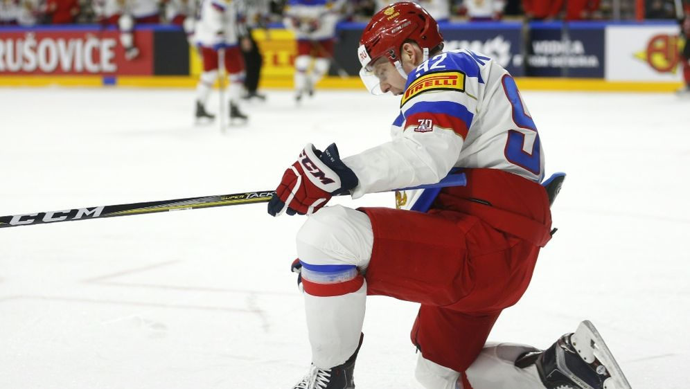 NHL verhängt milde Strafe gegen Kusnezow - Bildquelle: AFPSIDINA FASSBENDER