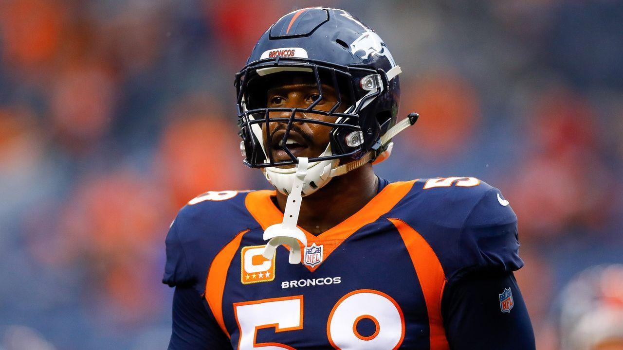 Von Miller (Outside Linebacker, Denver Broncos) - Bildquelle: 2018 Getty Images
