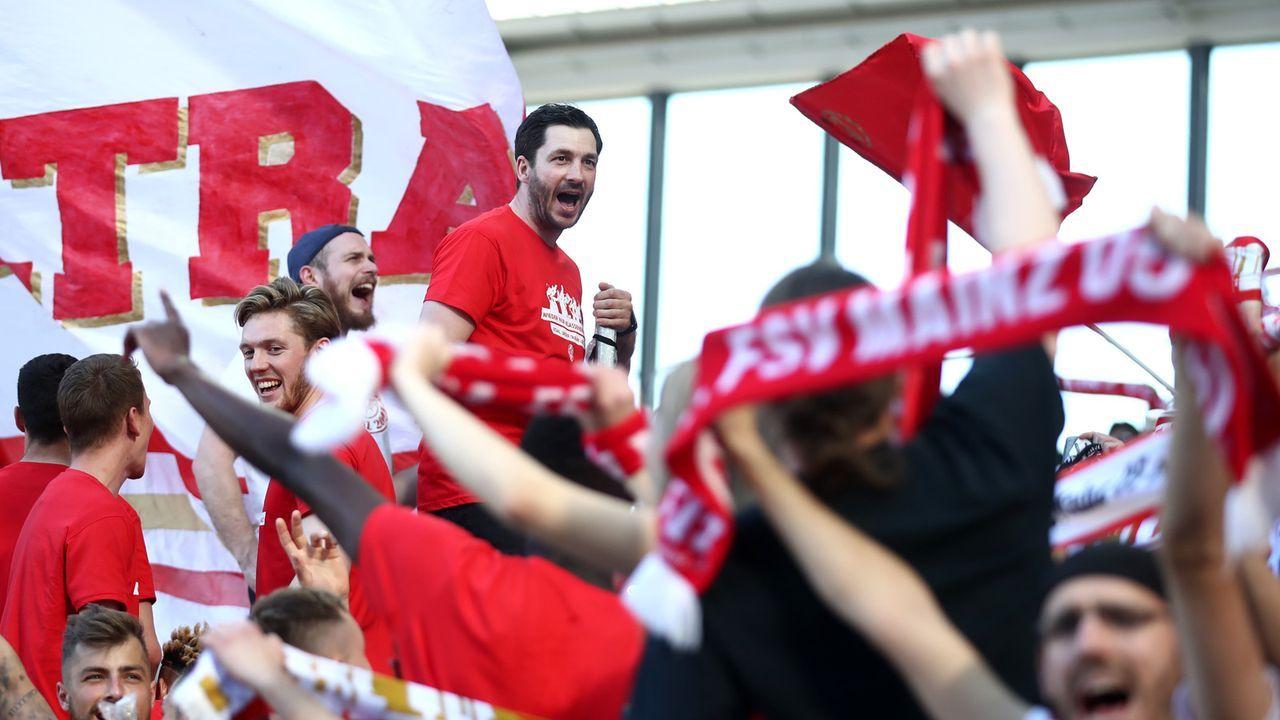 1. FSV Mainz 05  - Bildquelle: 2019 Getty Images