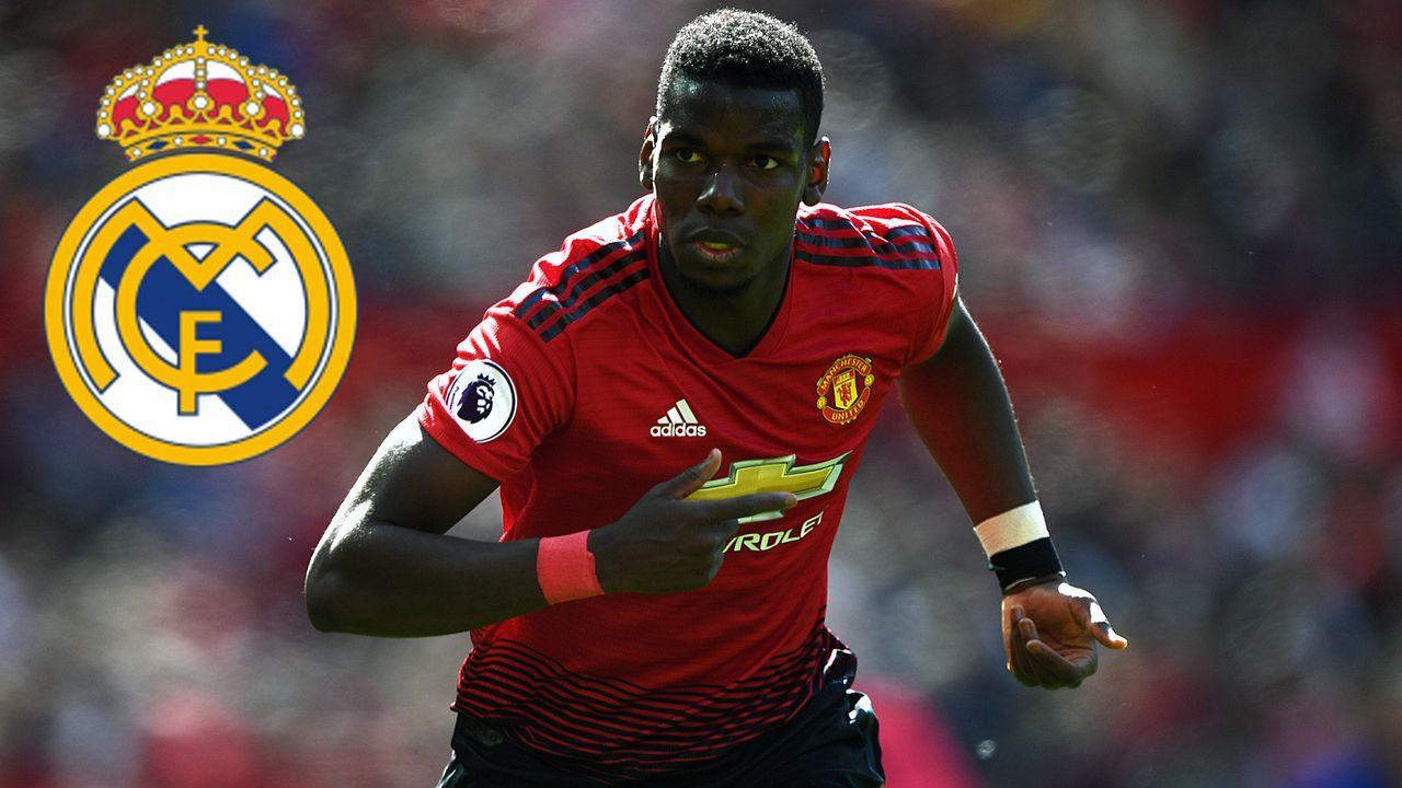 Paul Pogba (Manchester United) - Bildquelle: 2019 Getty Images