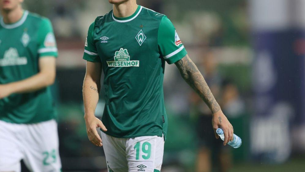 Josh Sargent traf doppelt für Bremen - Bildquelle: firo Sportphotofiro SportphotoSIDJürgen fromme