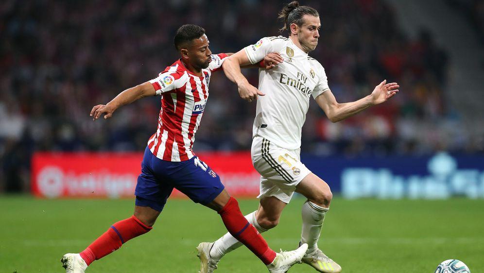 Das Derby zwischen Atletico und Real Madrid endet mit 0:0. - Bildquelle: Getty Images