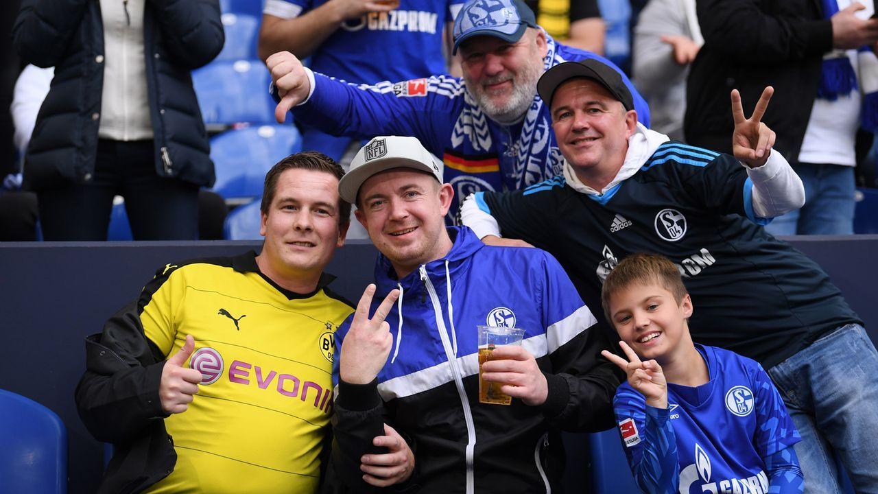 Bundesliga: Impressionen vom Revierderby 2019/20 - Bildquelle: 2019 Getty Images