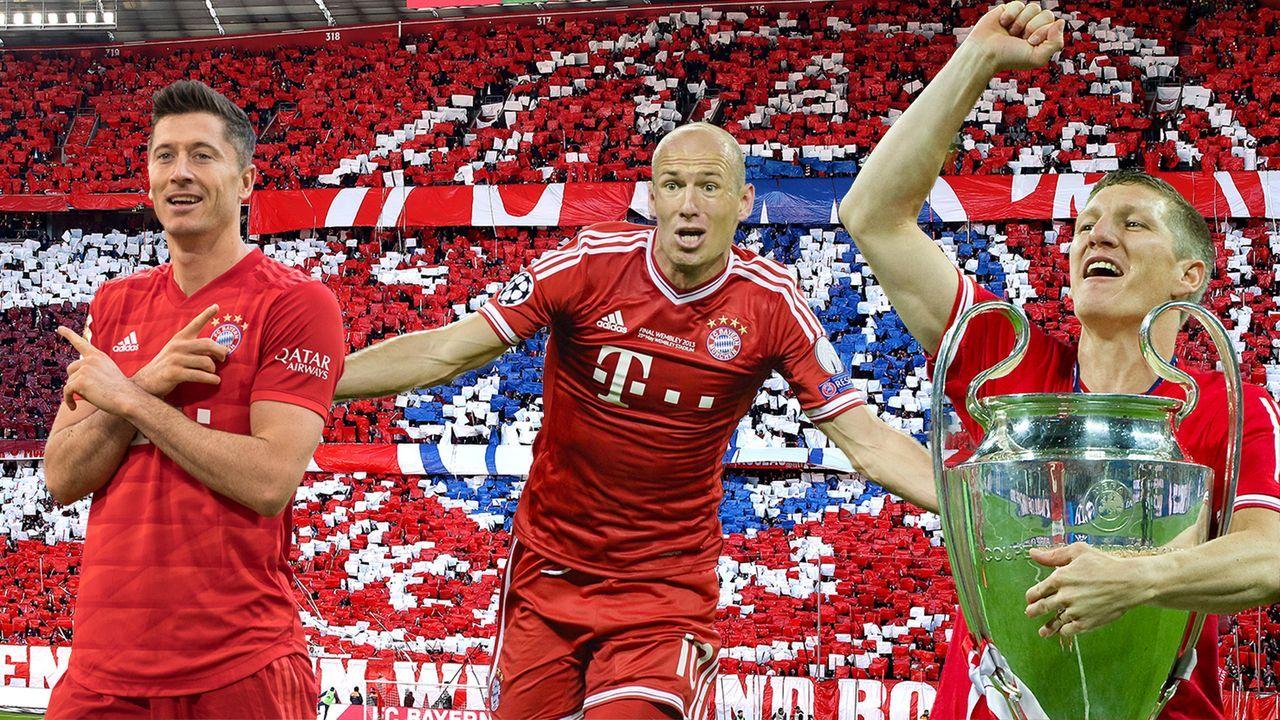 FC Bayern: Die Top-Elf seit dem Jahr 2000 - Bildquelle: Imago/Getty Images
