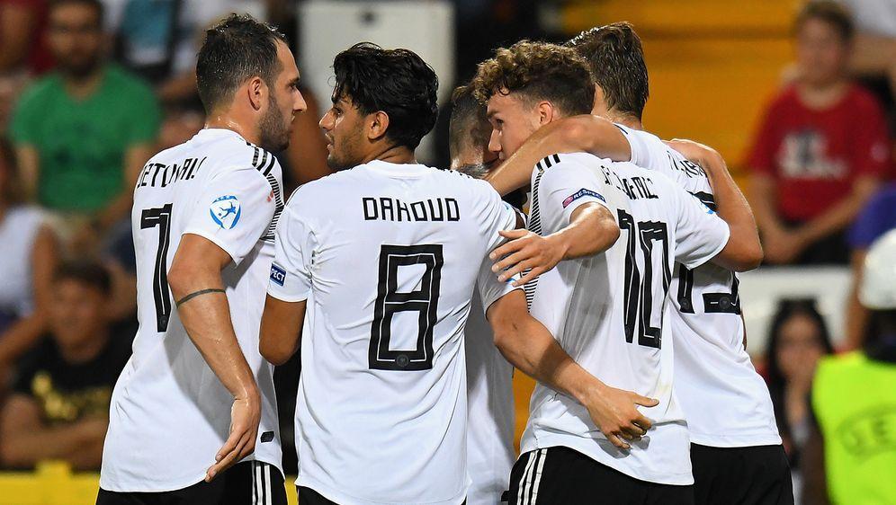 Deutschland Serbien U21