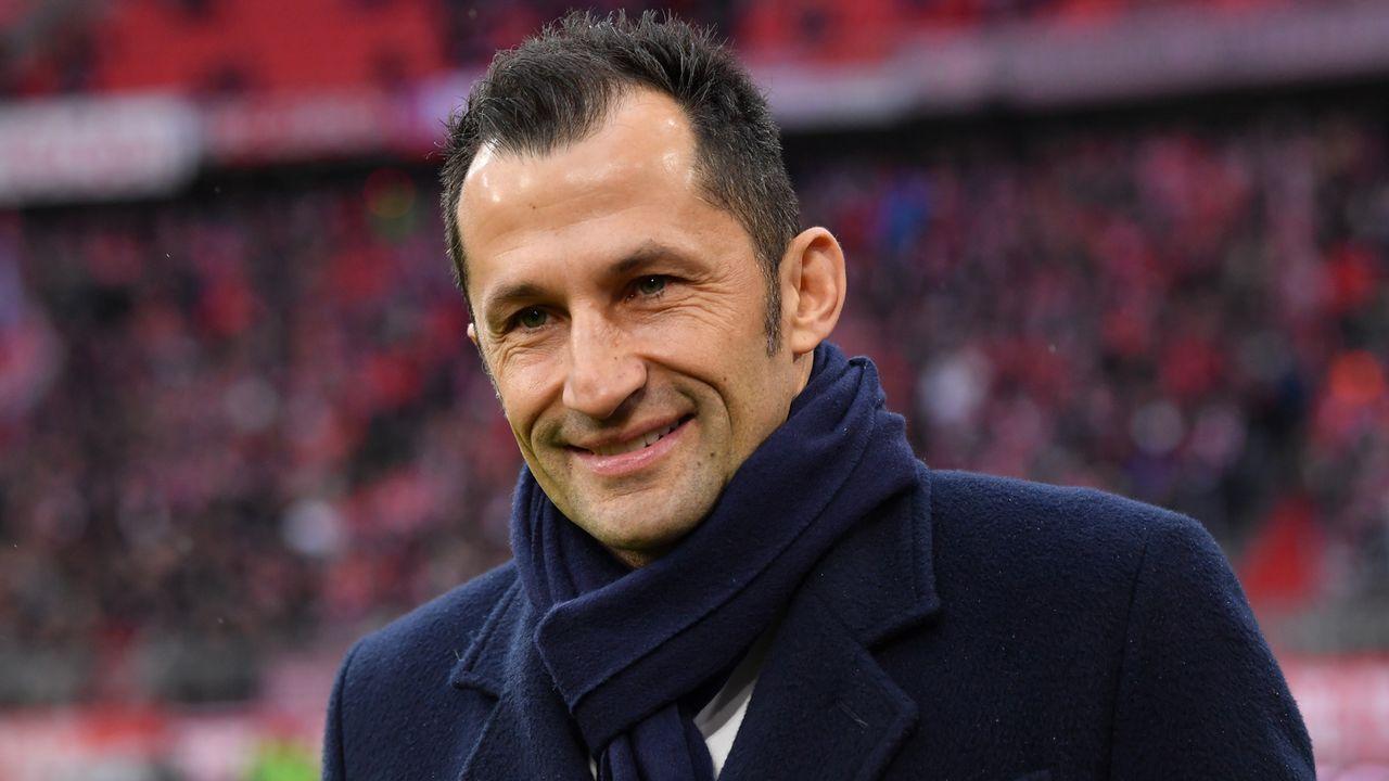 Hasan Salihamidzic (FC Bayern München, Sportdirektor) - Bildquelle: 2019 Getty Images