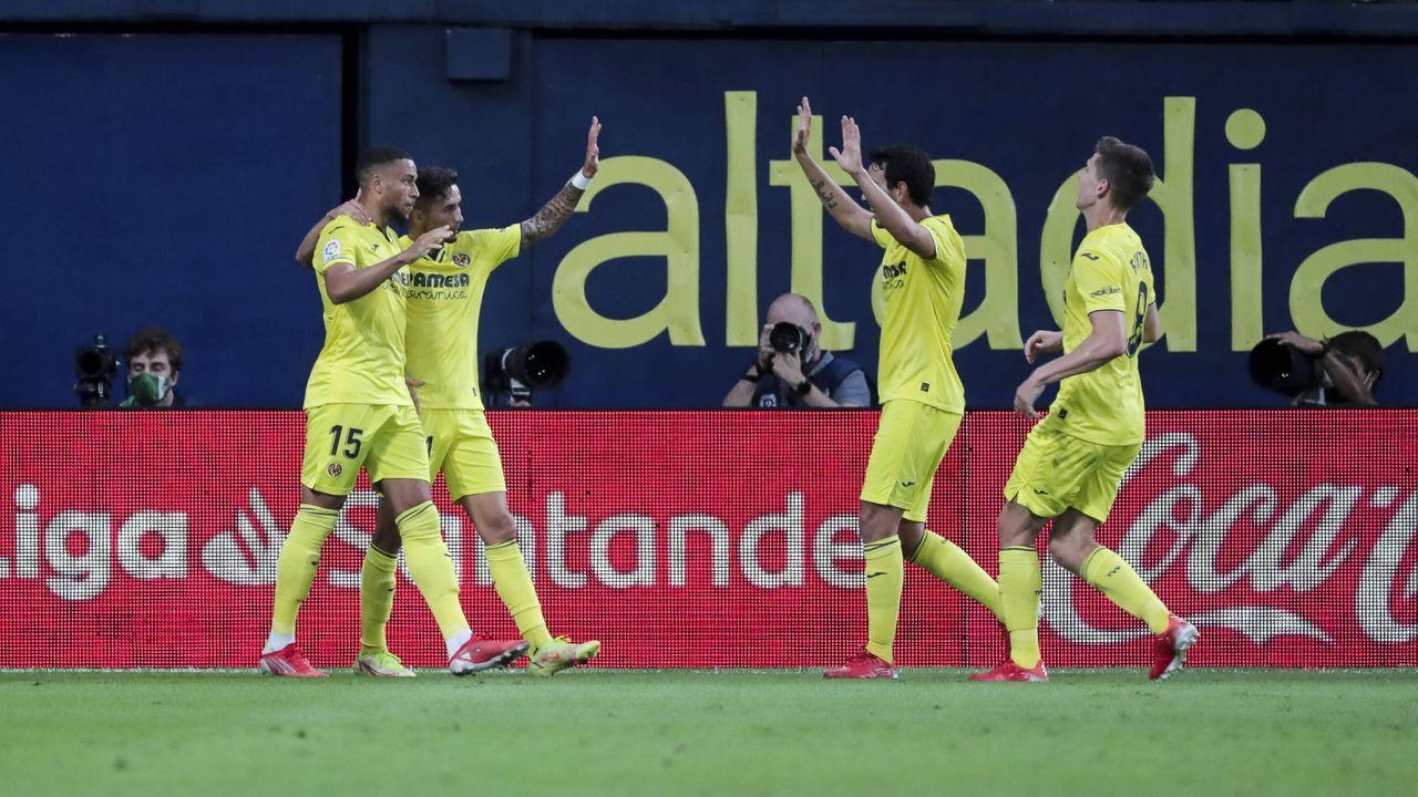 FC Villarreal (Spanien) - Bildquelle: Imago