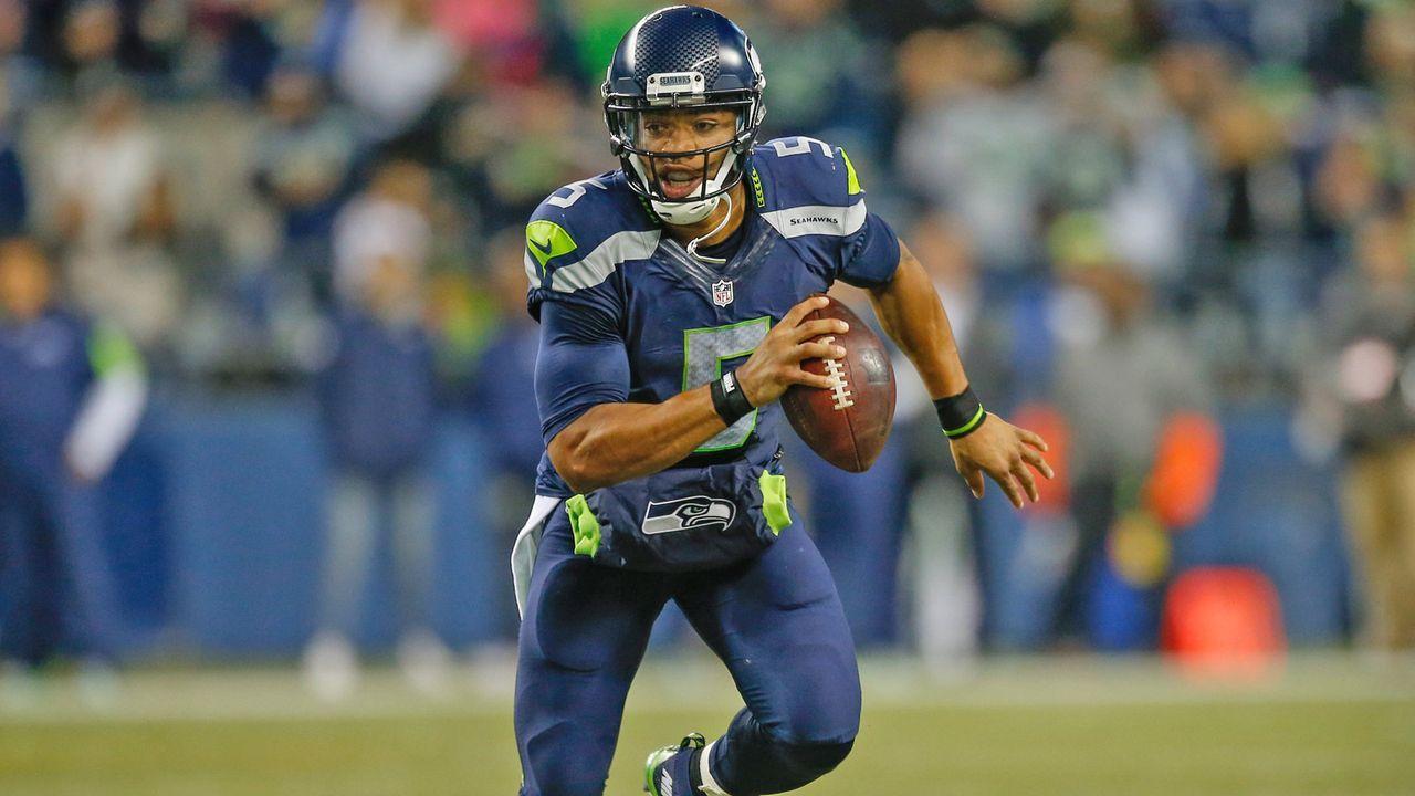 B.J. Daniels (Backup Quarterback Seattle Dragons) - Bildquelle: getty