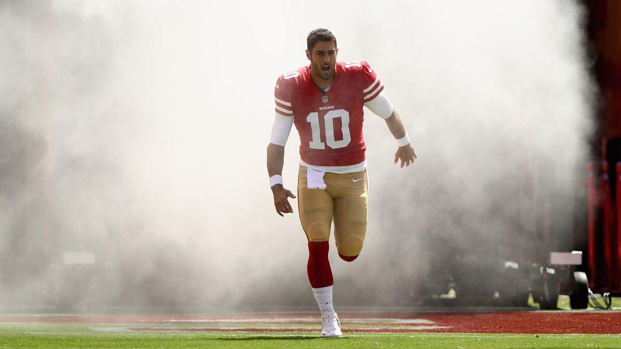 San Francisco 49ers - Bildquelle: 2018 Getty Images