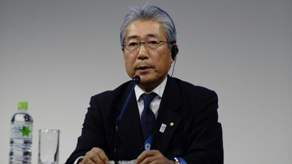 Tsunekazu Takeda steht wohl vor seinem Rücktritt - Bildquelle: PIXATHLONPIXATHLONSID