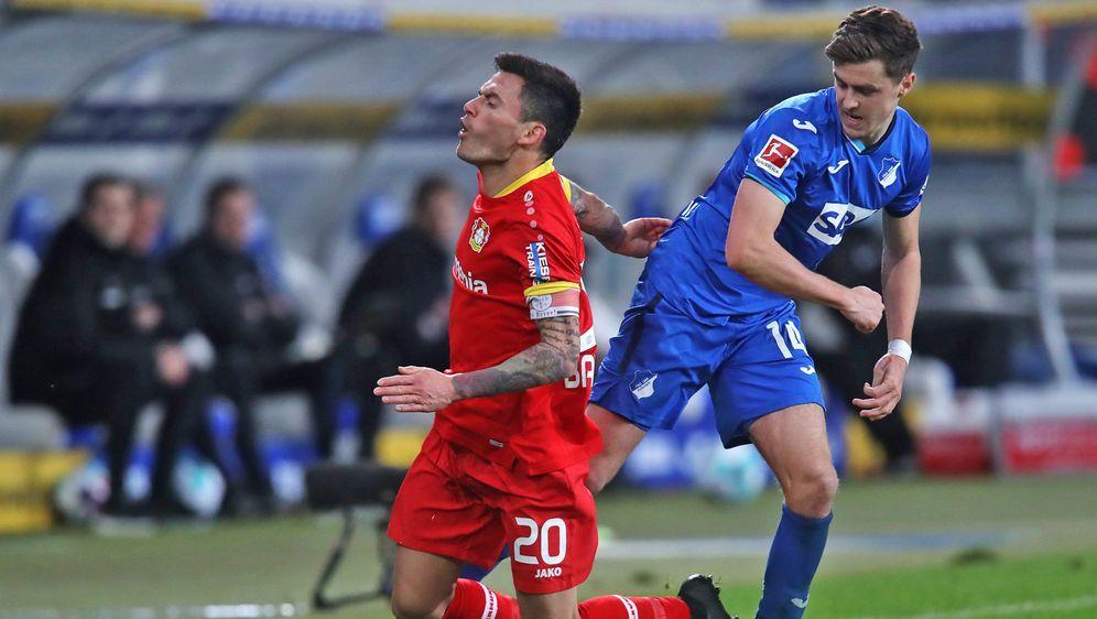 Leverkusen spielt gegen Hoffenheim eine torlose Partie - Bildquelle: getty