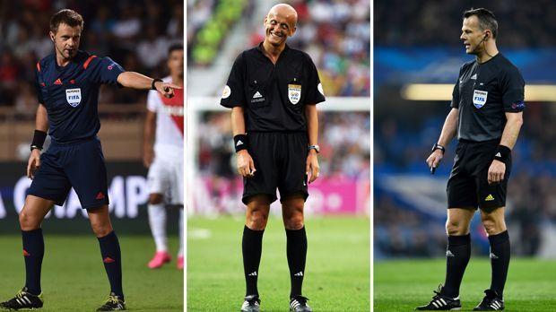 Schiedsrichter und ihre Berufe