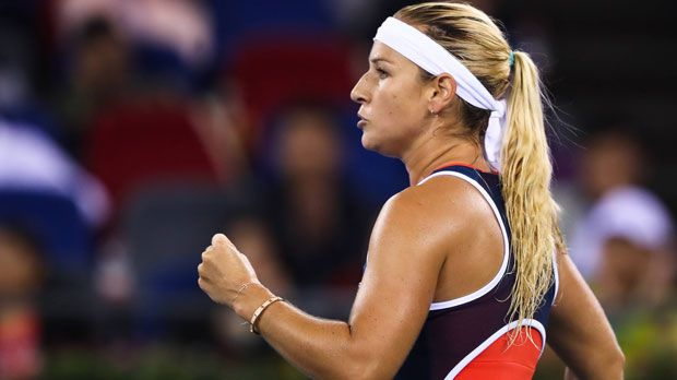 Dominika Cibulkova (nicht qualifiziert - 3445 Punkte) - Bildquelle: imago/China Foto Press