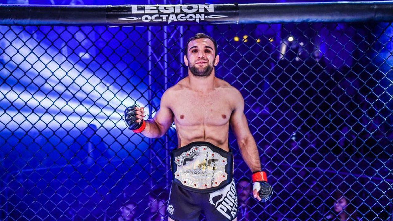 Dimitar Kostov (BUL), Fliegengewicht - Bildquelle: GMC/Foto Seven Sport