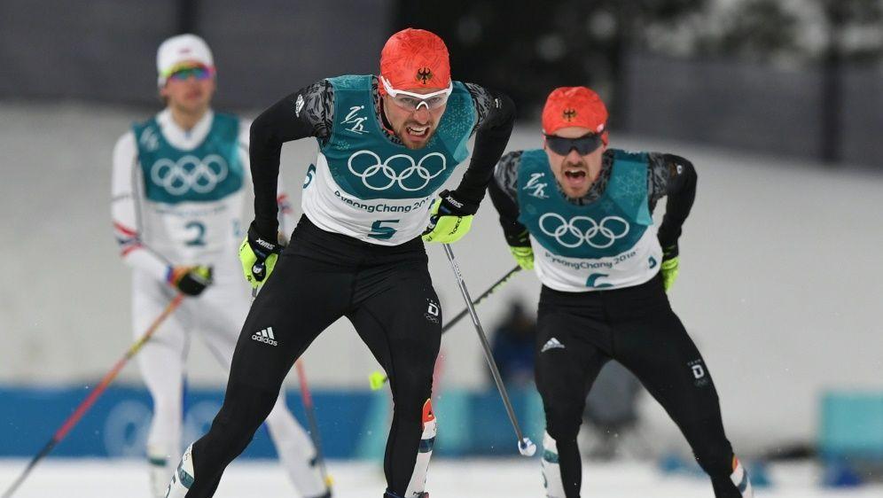 Geiger geht als Vierter ins Rennen - Bildquelle: AFPSIDHELMUT FOHRINGER
