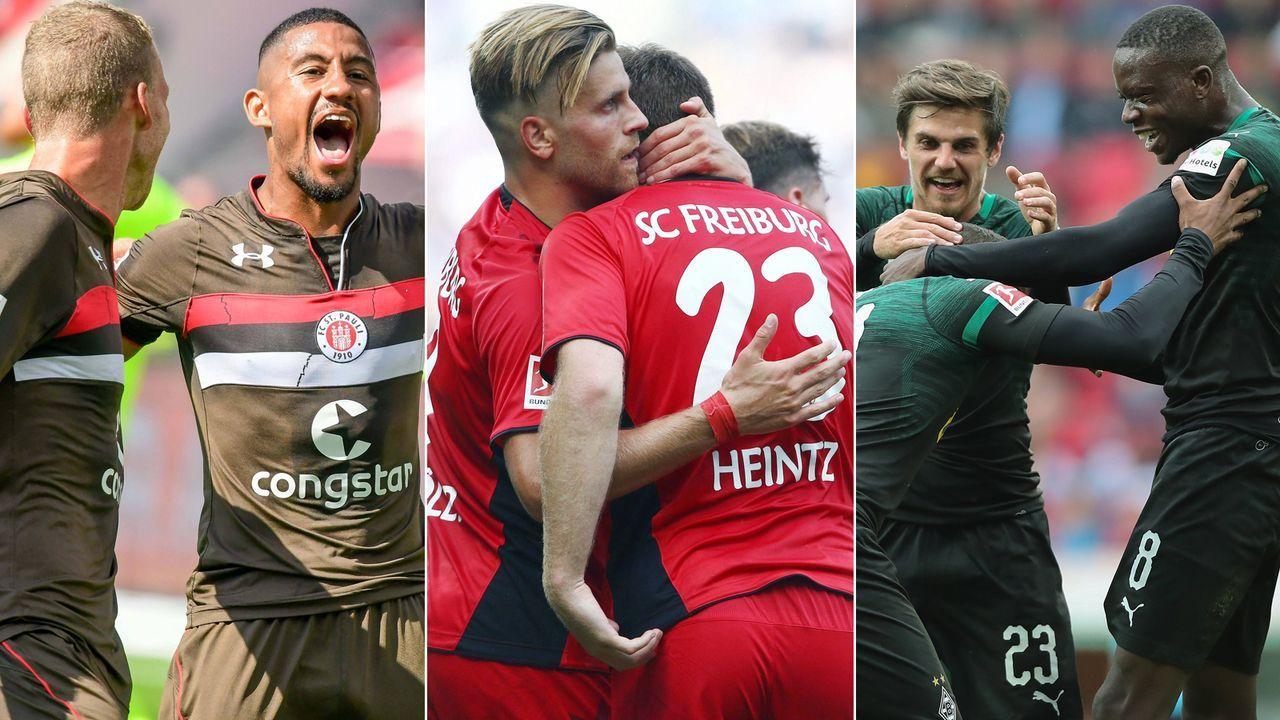 Top 10: Die sympathischten Klubs der Bundesliga und 2. Bundesliga - Bildquelle: Getty Images/Imago