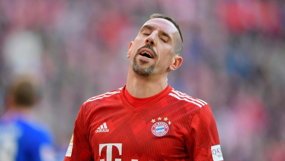 Fällt gegen Werder Bremen aus: Franck Ribery - Bildquelle: PIXATHLONPIXATHLONSID