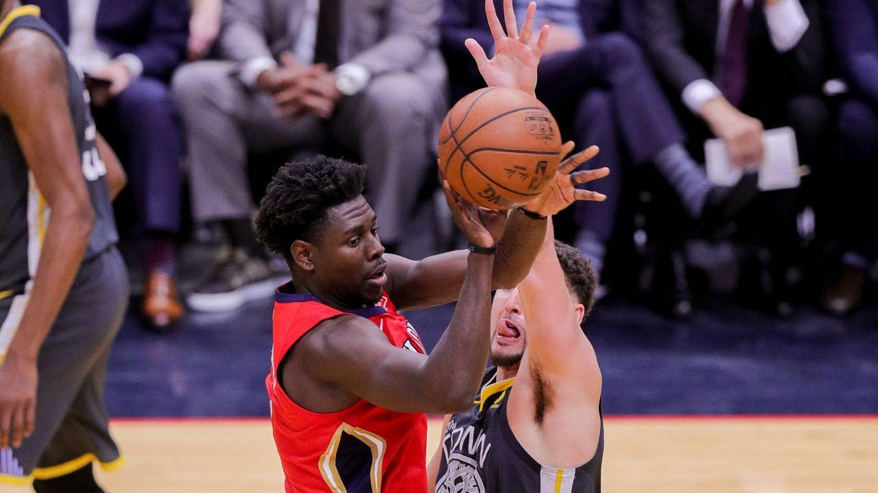 Platz 29: New Orleans Pelicans - Bildquelle: imago