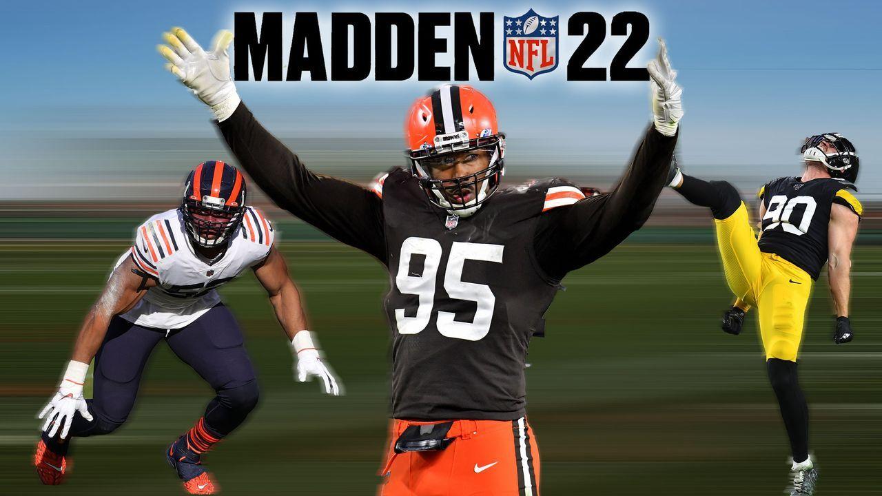 Madden NFL 22: Die zehn besten Edge Rusher - Bildquelle: 2021 Getty Images