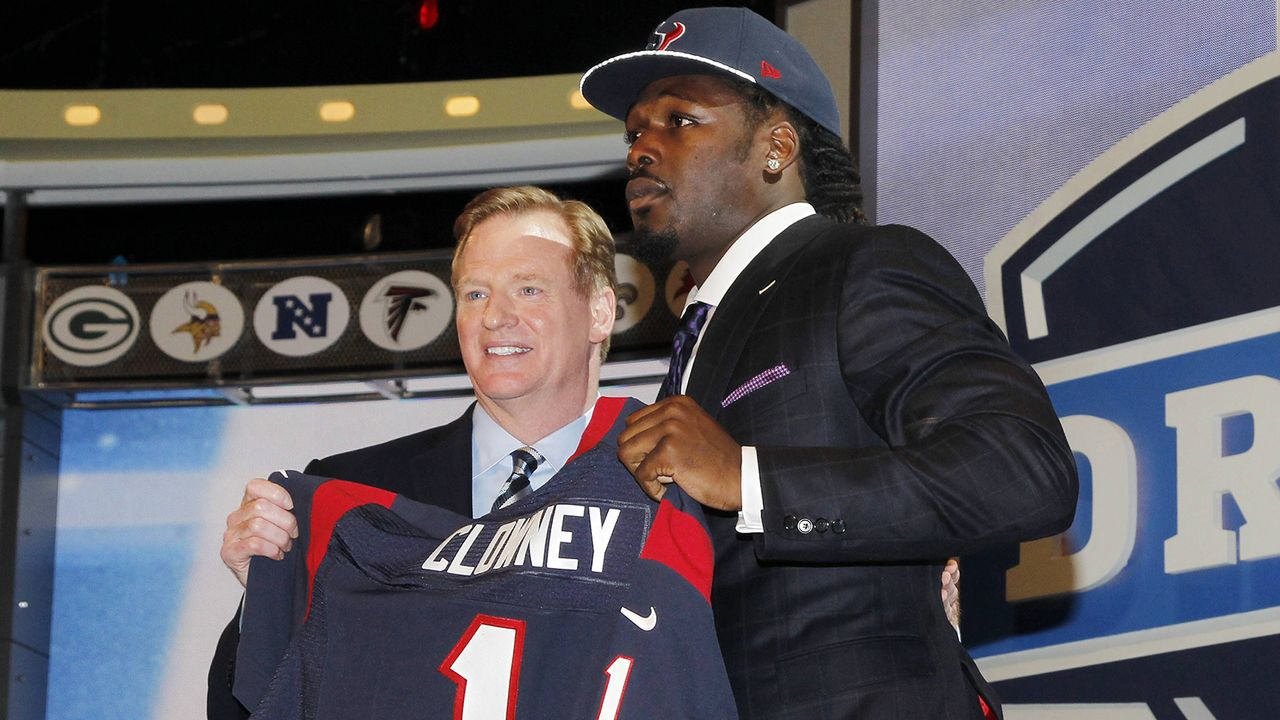 NFL Draft 2014: Jadeveon Clowney - Bildquelle: 2015 Getty Images