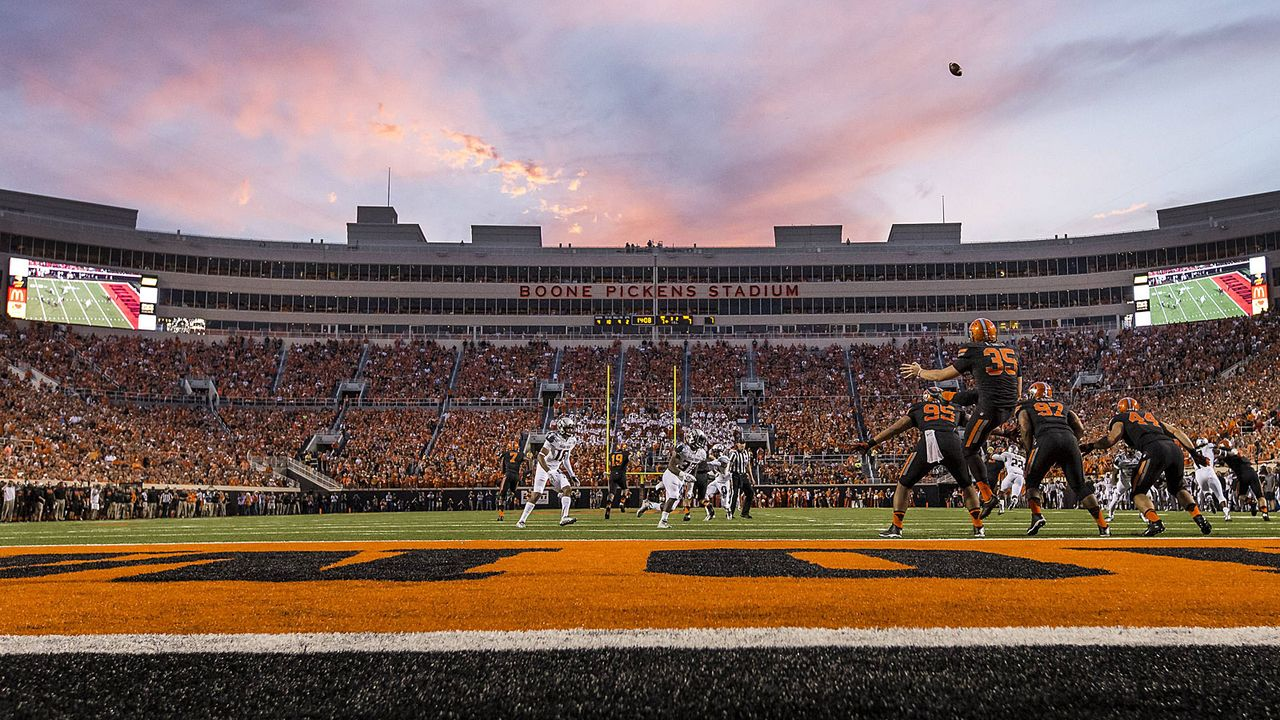 Boone Pickens Stadium - Bildquelle: imago/ZUMA Press