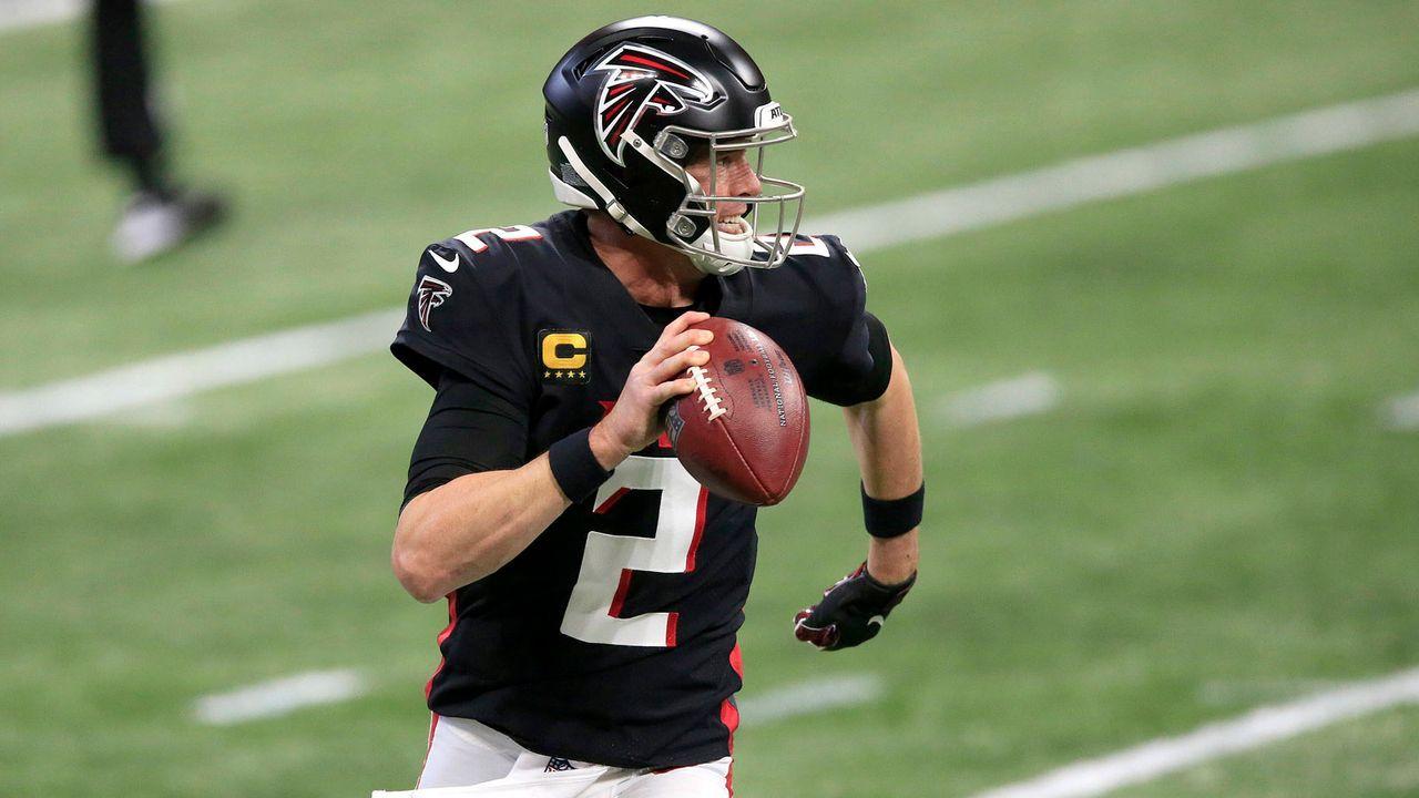 Atlanta Falcons - Bildquelle: imago images/Icon SMI