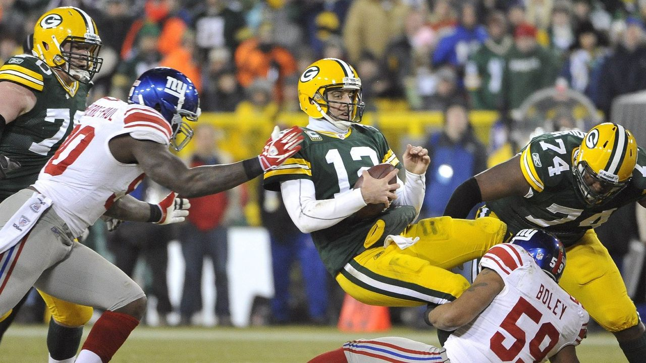 MVP 2011: Aaron Rodgers (Green Bay Packers) - Bildquelle: Imago