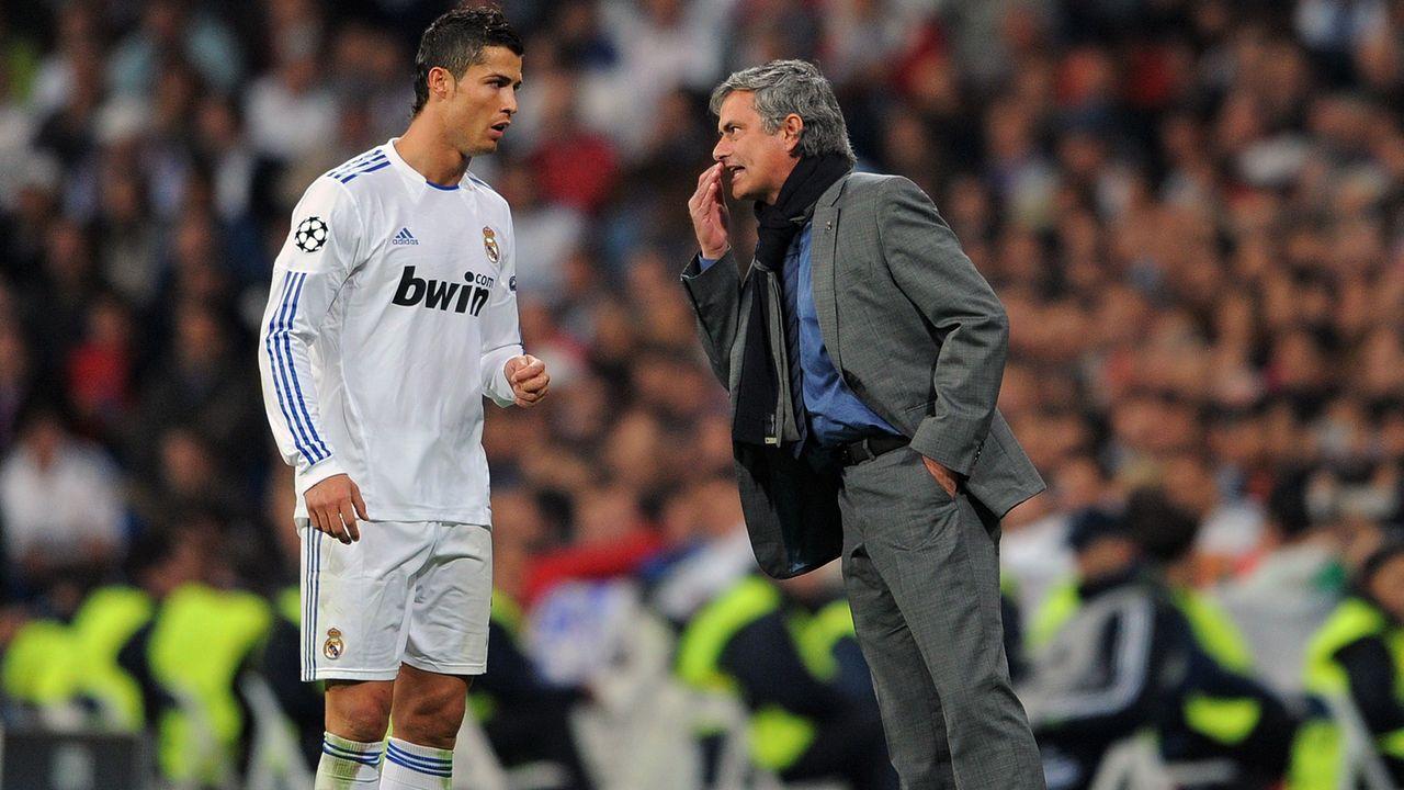 Angriff - Cristiano Ronaldo - Bildquelle: 2010 Getty Images