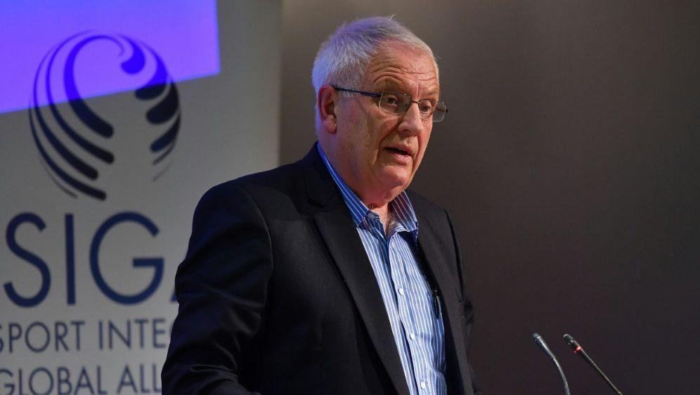 Svein Arne Hansen wurde als EAA-Präsident wiedergewählt - Bildquelle: AFPSID
