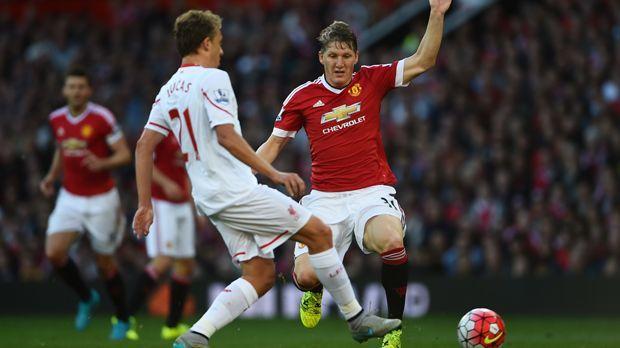 Bastian Schweinsteiger (Manchester United) - Bildquelle: 2015 Getty Images