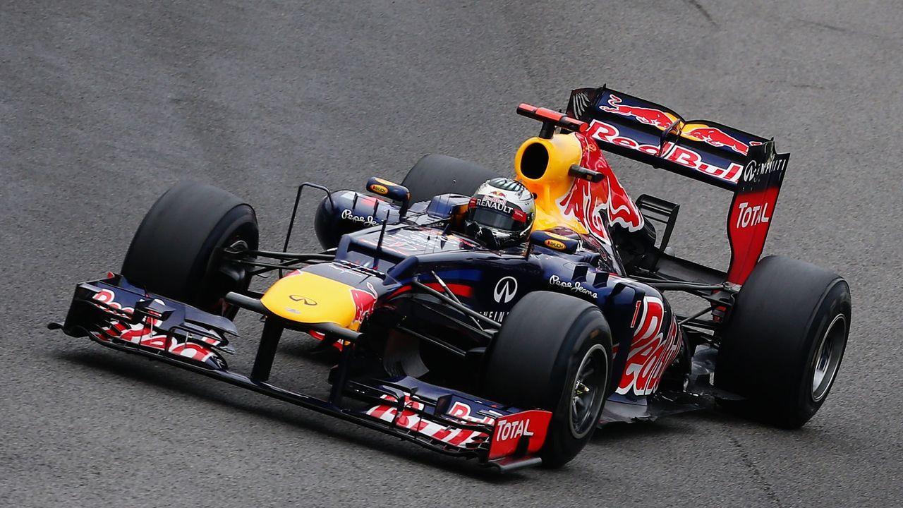 Red Bull RB8 (2012) - Bildquelle: 2012 Getty Images