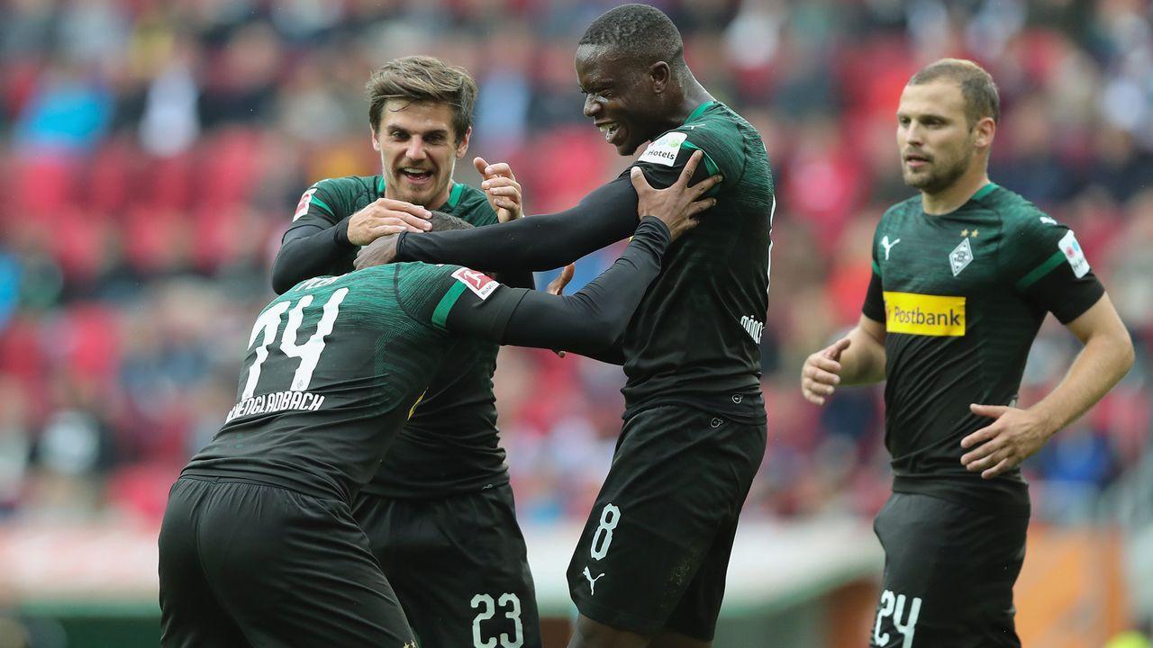Platz 8 - Borussia Mönchengladbach - Bildquelle: 2018 Getty Images