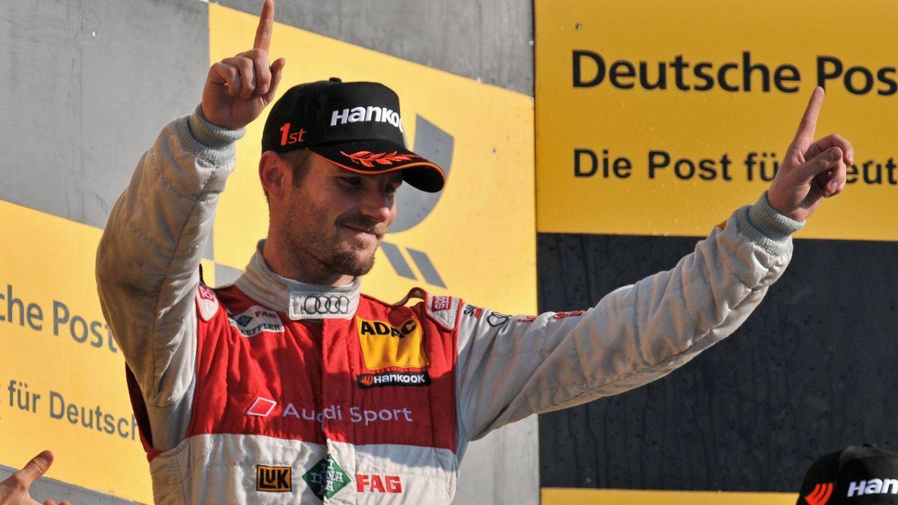 2011: Martin Tomczyk - Bildquelle: imago sportfotodienst