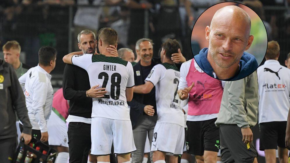 Arie van Lent sah das Borussen-Duell am Samstag live im Stadion. - Bildquelle: Imago Images