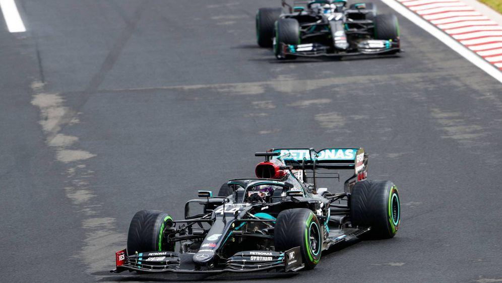 Formel 1 In Silverstone Das Qualifying Heute Live Im Tv Und Internet